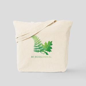 Be [Eco]Logical - Leaves Tote Bag